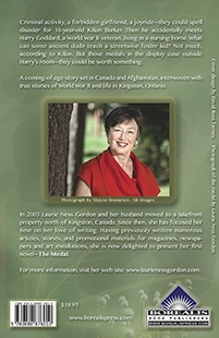 back cover of Medal, The