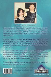 back cover of Words from the Heart