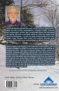 back cover of On Mink Mountain