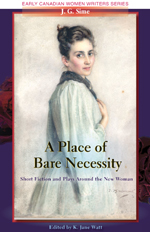 A Place of Bare Necessity