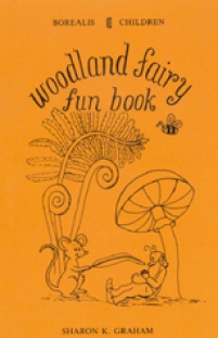 Woodland Fairy Fun Book