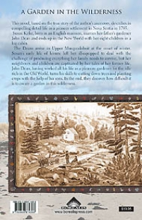 back cover of Garden in the Wilderness
