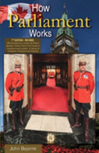 cover of How Parliament Works by John Bejermi