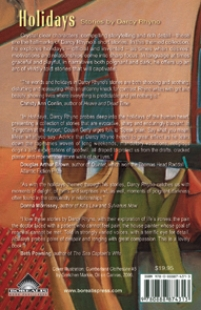 back cover of Holidays