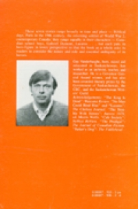 back cover of Trouble with Heroes, The