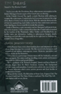 back cover of THE DÚNS