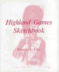 Highland Games Sketchbook